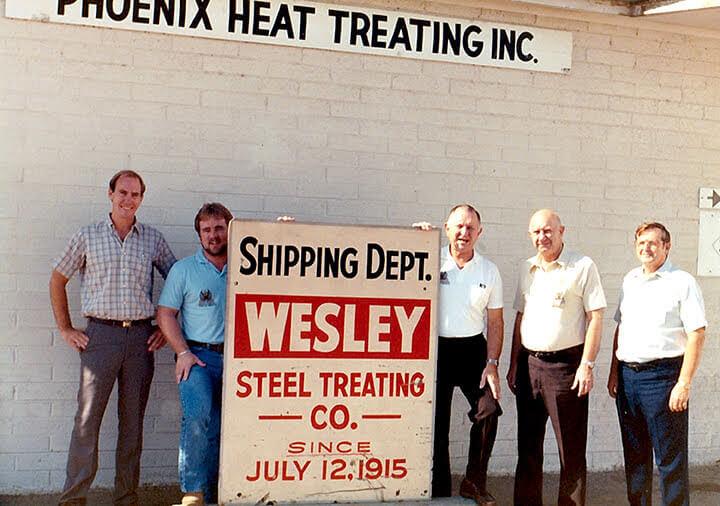 1984 Plant Expansion
